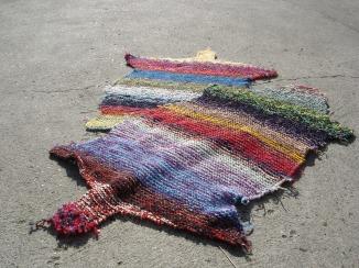 hamster géant laine tricotée main