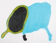 pastel gras 65x50