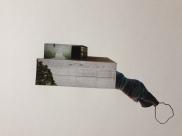 collage sur papier 21x29,7/2018-69 V